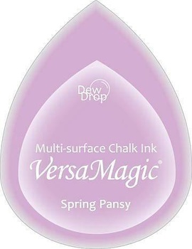 Versa Magic Dew Drop - Spring Pansy