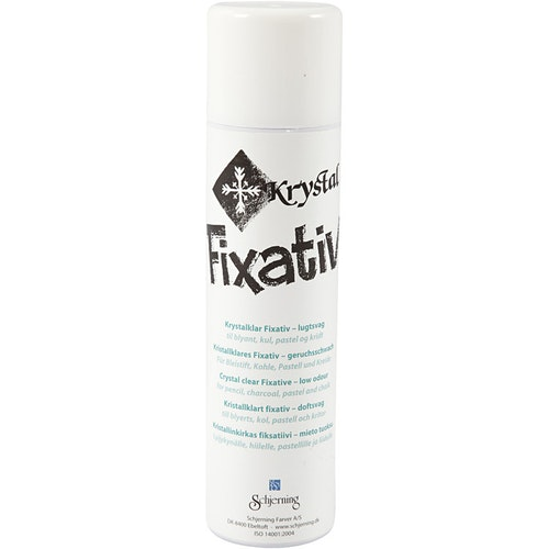Fixativ, spray, 400 ml