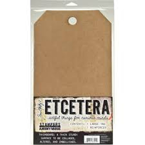 Tim Holtz Etcetera, Thickboard large 1 st