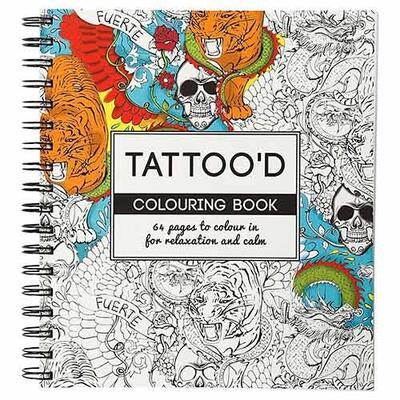 Coloring Book, Tatoo