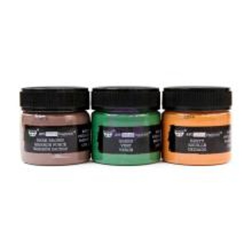 Prima Finnabair Art Extravagence Rust Paste Set - Metal Rust