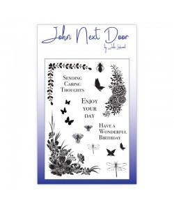 John Next Door, JND0005, Butterfly Corners