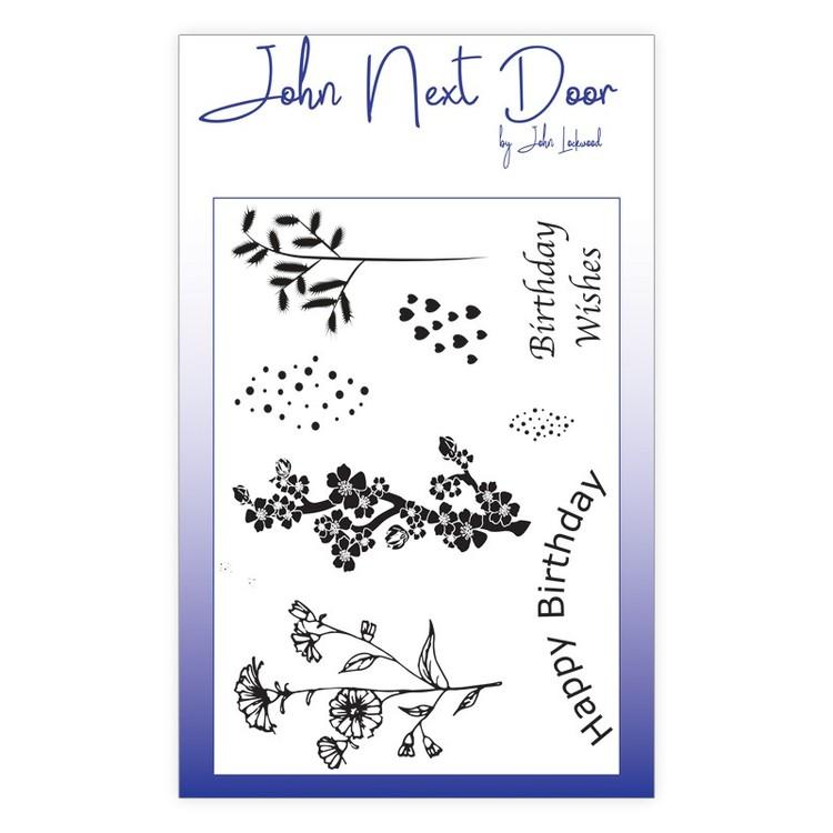 John Next Door, JND0001, Spring Flowers