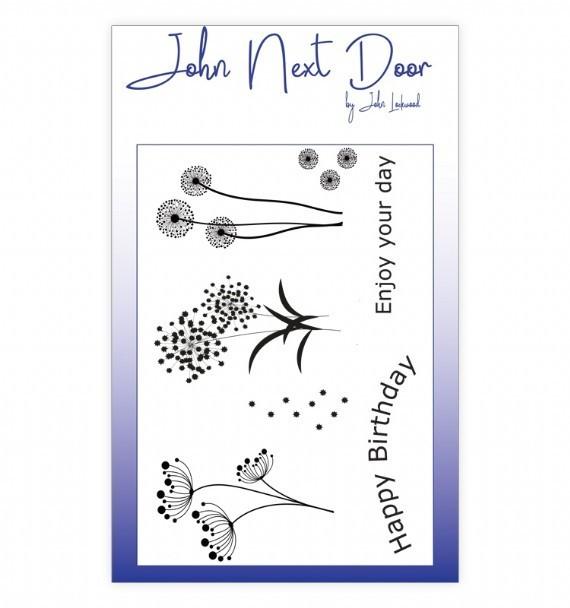 John Next Door, JND0002, Summer Flowers