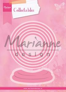 Marianne Design Die - collectables - Snowglobe
