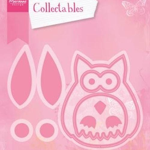 Marianne Design Die - collectables - Uggla