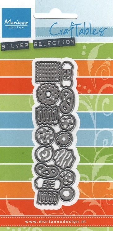 Marianne Design Die - CR1403 mini bakverk