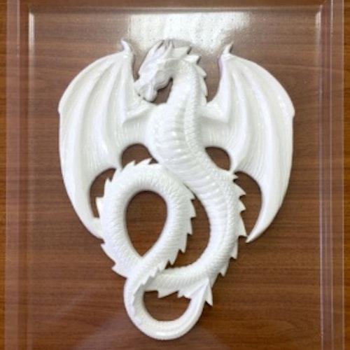 Plastic form, ProSvet, ARTPMD0048 Drake 225x285 mm