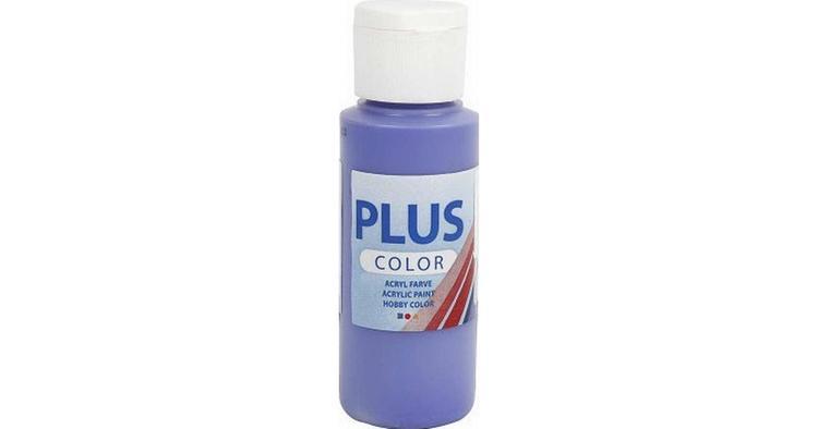 Plus Color hobbyfärg, blue violet, 60ml
