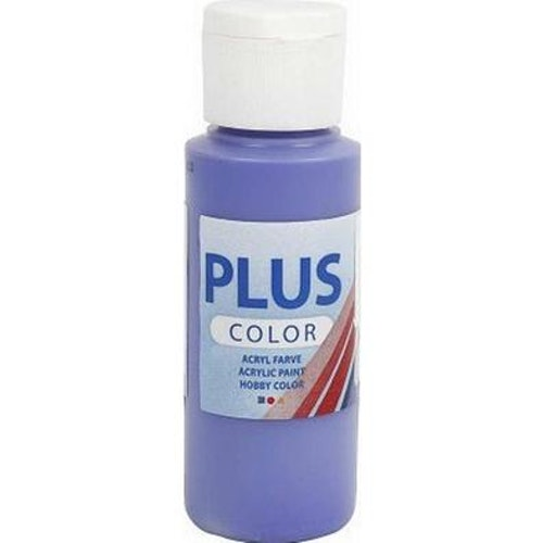 Plus Color hobbyfärg, blue violet, 60ml