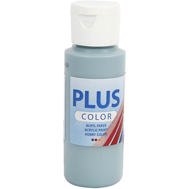Plus Color hobbyfärg, dusty blue, 60ml
