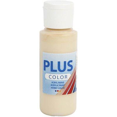 Plus Color hobbyfärg, fleshtone beige, 60ml