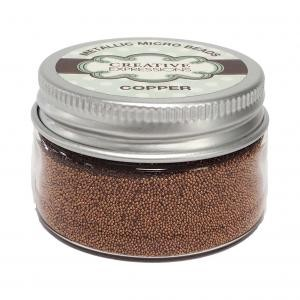 Creative expressions micro beads, copper