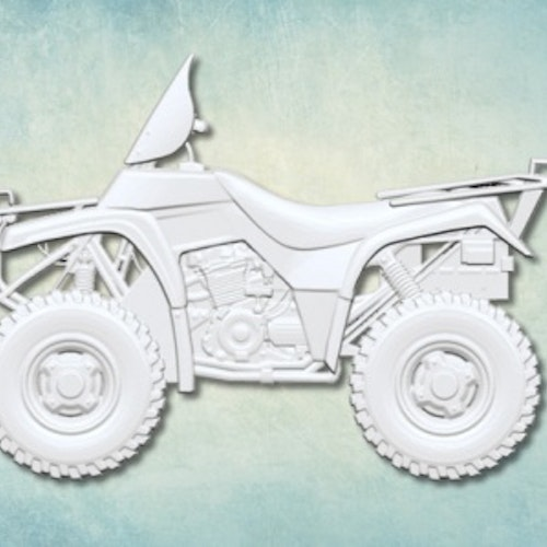 ProSvet Silikonform, Offroad Small