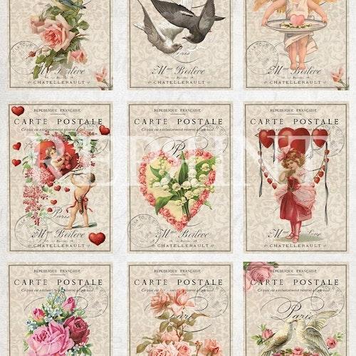 Klippark Reprint kp0061 Love&Romance