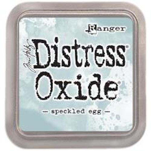 Distress oxide dyna, Speckled egg