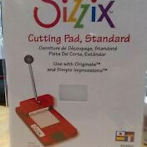 Cutting pad Sizzix original red machine