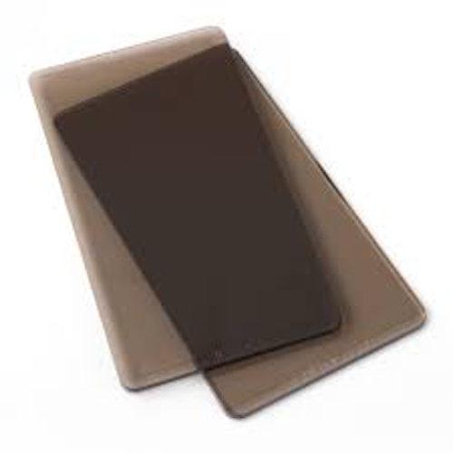 662537 Sidekick cutting pads 2 st brown