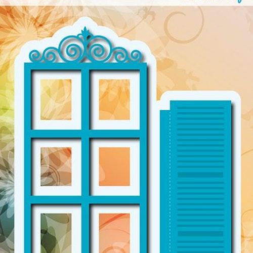 Joy! Die 6002/0509 window