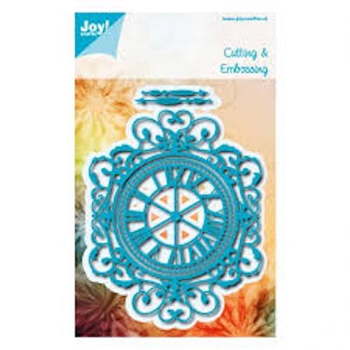 Joy! Die 6002/0971 clock frame