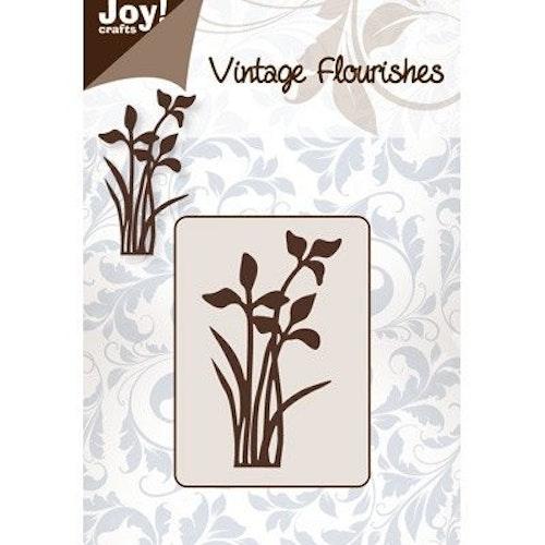 Joy! Die 6003/0029 vintage flourishes