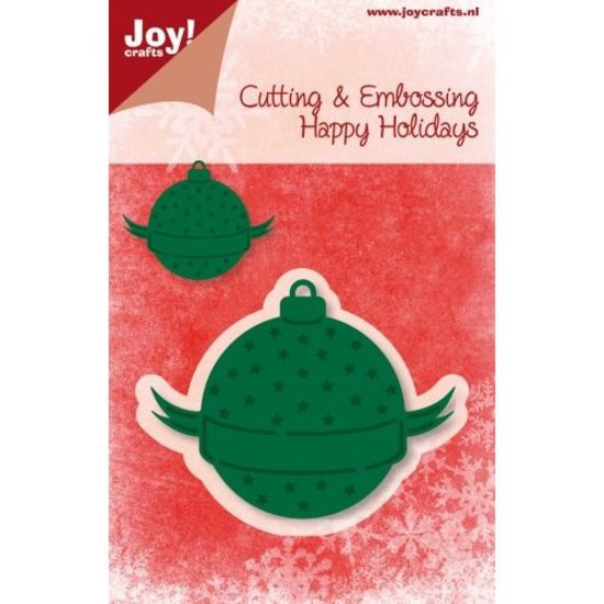 Joy! Die 6002/2014 happy holidays