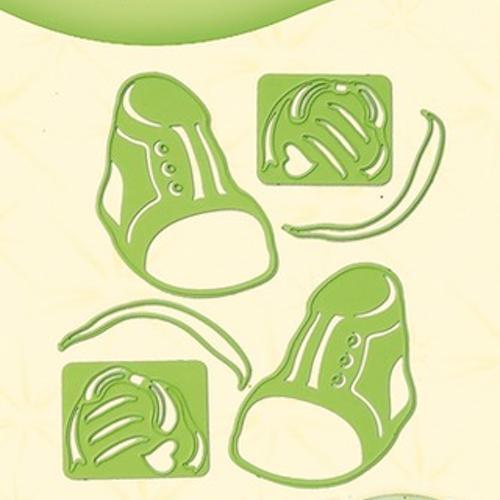 Leane Dies - small shoe