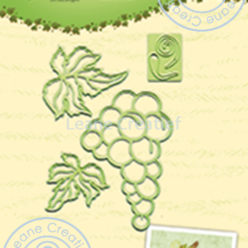 Leane Dies -  grapes