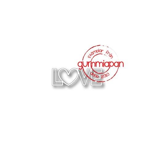 Gummiapan Dies, Love D180206