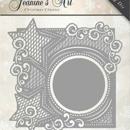 Jeanines Art Dies - Star Frame JAD10006