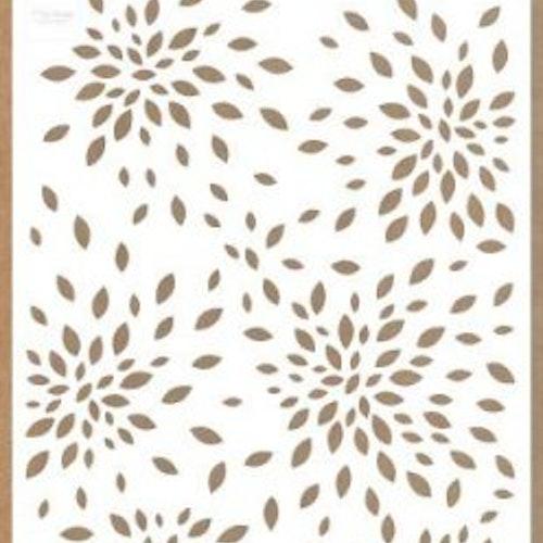 Marianne Design Mask Stencil - Flower petals