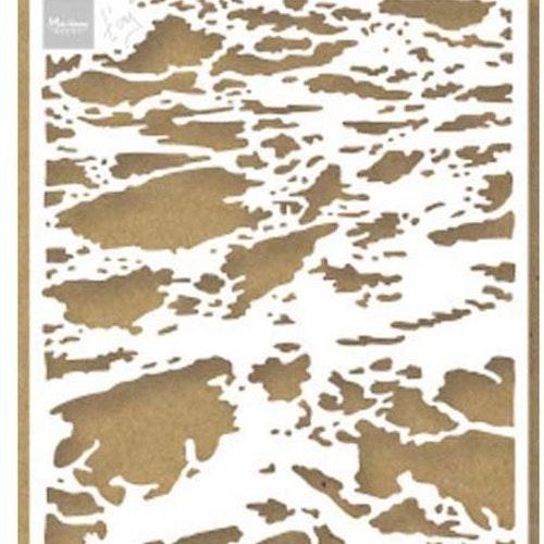 Marianne Design Mask Stencil - Ocean