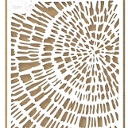 Marianne Design Mask Stencil - sliced wood