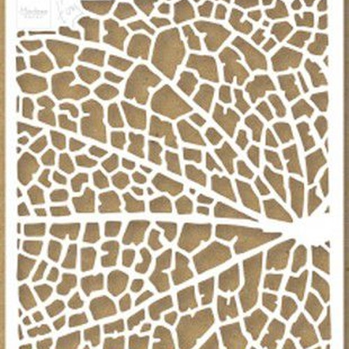 Marianne Design Mask Stencil - Leaf grain