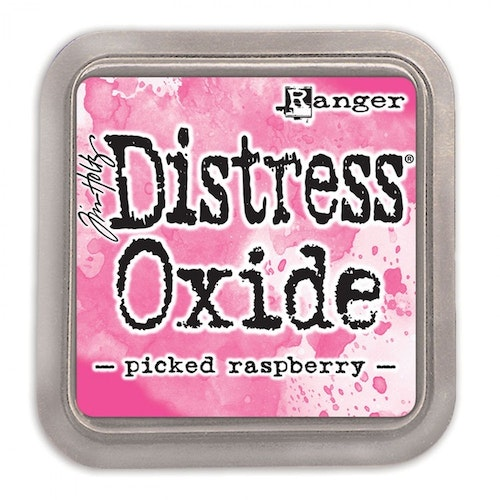 Distress oxide dyna, Picked raspberry