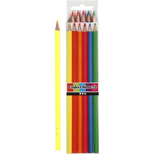 colortime färgblyerts - klara färger