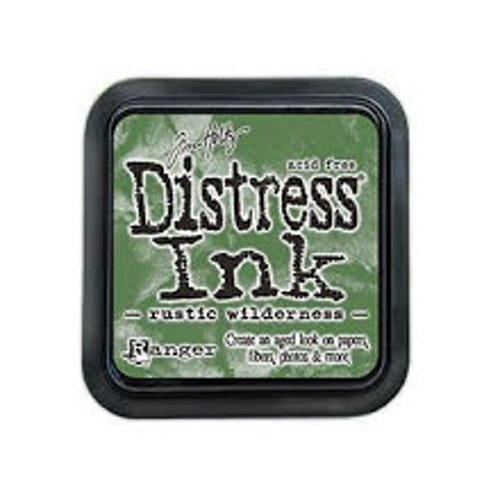Distress ink pad, Rustic Wilderness
