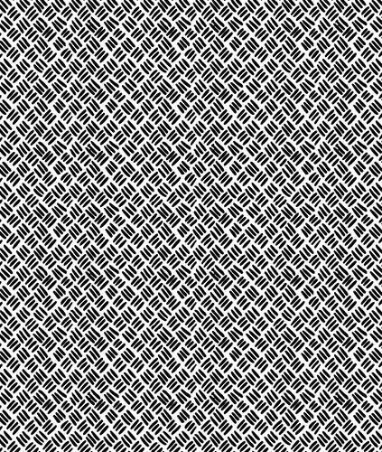 Nellie Snellen Mixed media Stamp - Stripes