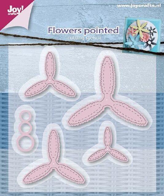 Joy! Die 6002/0596 Flower pointed