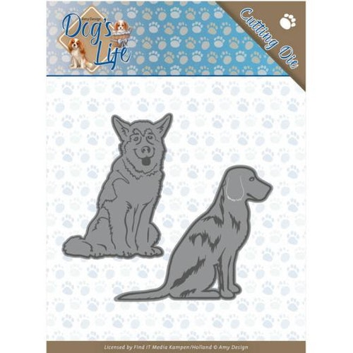 Amy design - Dogs life ADD10189