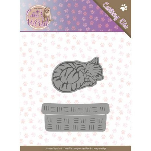 Amy design - Cats life ADD10188
