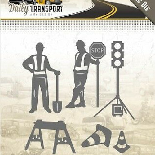 Amy design - Road constructions ADD10130