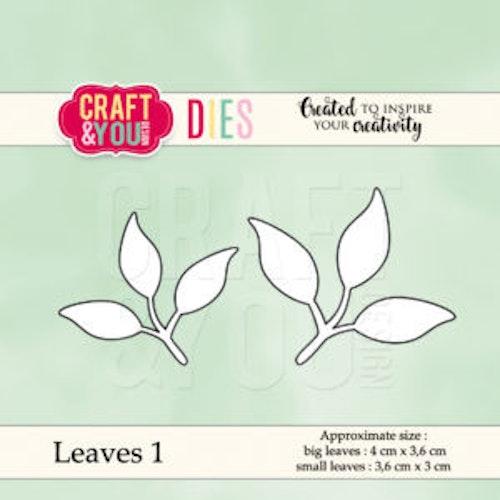 Craft & you dies - Leafs CW038