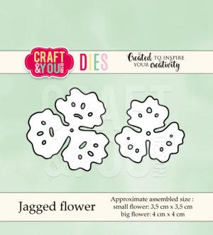 Craft & you dies - Flower CW040