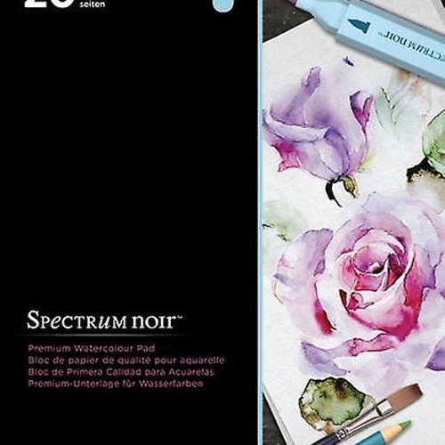 Spectrum Noir 9x12 Premium Watercolour Paper Pad