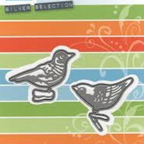 Marianne Design Dies - Fåglar cr1380