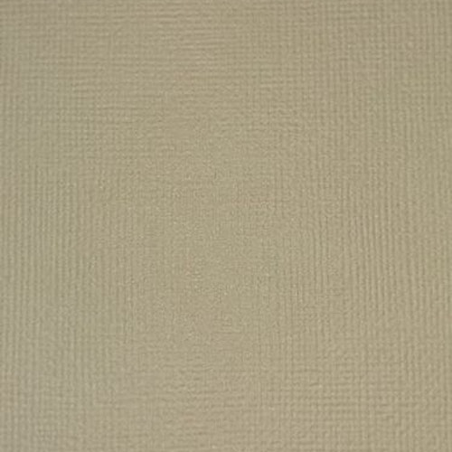 """American crafts cardstock 12""""x12"""" - Oatmeal 71562"""