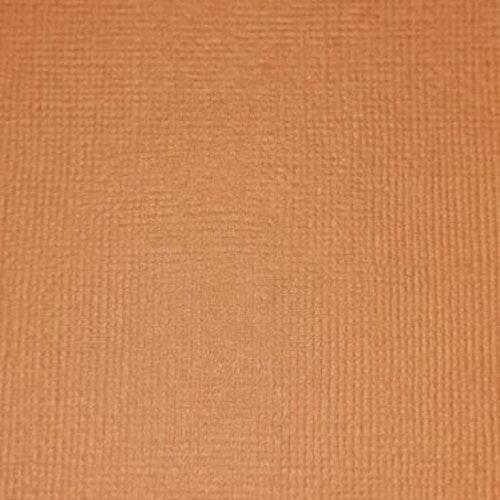 "American crafts cardstock 12""x12"" - Rust 71465"