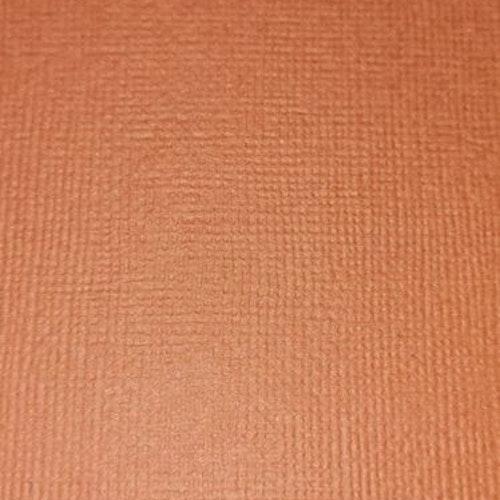 "American crafts cardstock 12""x12"" - Squash 71559"