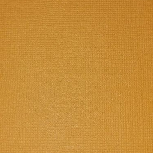 "American crafts cardstock 12""x12"" - Butterscotch 71035"